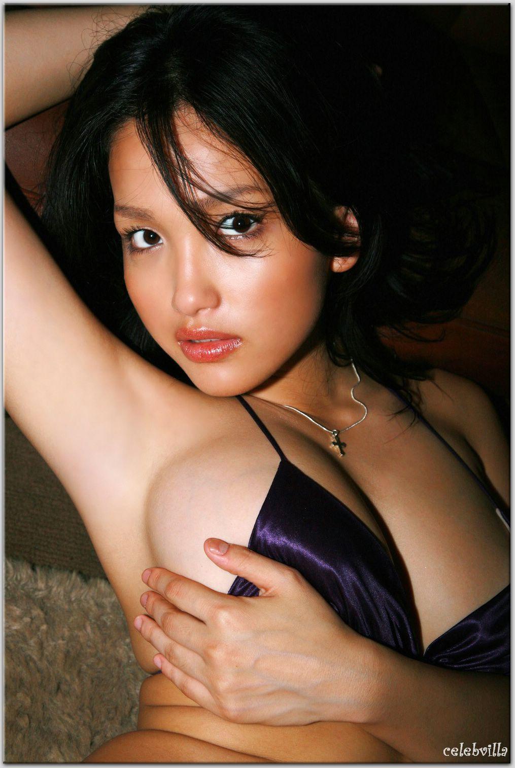 Фото японских девушек с большой грудью 2 фотография