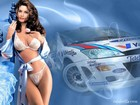 170 hot girls and cars wallpapers 138
